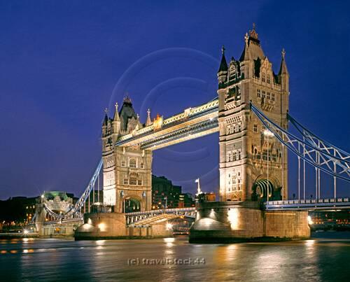 bridge gb night london - photo #35